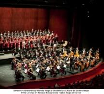 Dal Barocco al Contemporaneo nei Concerti del Regio