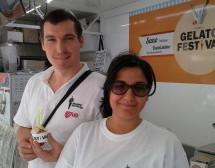 Il gelatiere Ondrej Sturc si aggiudica la seconda tappa torinese del Gelato Festival