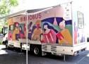 Bibliobus: un nuovo punto d'incontro in via Negarville