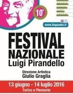 Il 13 giugno prende il via il Festival Nazionale Luigi Pirandello