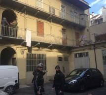 Natale Sicuro, Polizia e Vigili urbani sequestrano palazzina occupata abusivamente in piazza Madama Cristina