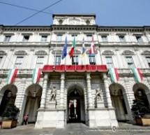 Martedì 31 marzo un minuto di silenzio e bandiera a mezz'asta a Palazzo civico. Dalla sera il Tricolore proiettato sulla Mole