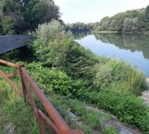 Dal 19 agosto chiusa la passerella Alex Langer nel Parco del Meisino