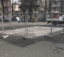 Partita la riqualificazione dell'area giochi di piazza Mattirolo grazie al contributo di Iren