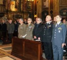 Precetto pasquale per le Forze Armate a Torino