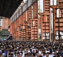 Il saluto della Città alla fine del Ramadan. Festa di Id al-fitr al Parco Dora