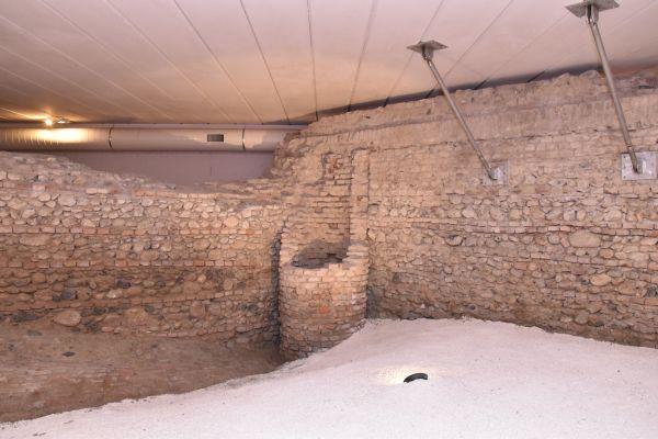 Nuova area archeologica della Cittadella. Visite guidate dal 24 giugno
