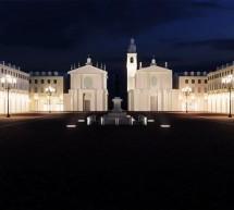 La nuova opera 'M I R A C O L A' di Roberto Cuoghi in piazza San Carlo