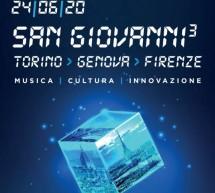 A San Giovanni Torino, Genova e Firenze unite in un'unica piazza virtuale