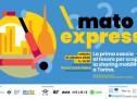 MATO Express, sabato 10 ottobre una caccia al tesoro tra le vie di Torino per scoprire la sharing mobility