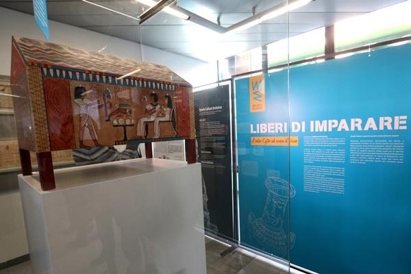 Spazio Cultura Inclusiva a Palazzo di Giustizia