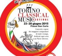 La Carmen di Bizet apre il sipario del Torino Classical Music Festival