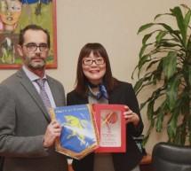 A Palzzo Civico una delegazione di Taipei del Comitato Organizzatore dell'Universiade 2017