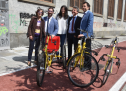 [TO]Handbike, al via il primo bike sharing inclusivo