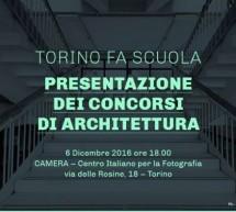 """""""Torino fa scuola"""": lancio dei concorsi di progettazione per due scuole torinesi"""