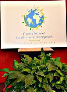 Il nuovo logo del 3° Forum