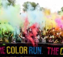 Domenica si corre la The Color Run