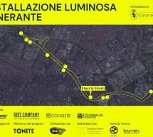 La notte che verrà: mercoledì 28 luglio un'installazione luminosa itinerante sulla Dora darà l'avvio ai 19 progetti vincitori del bando ToNite