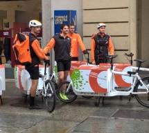 Cargo-Bike, una logistica a impatto zero