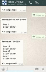 Torino Live Bus