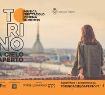 Torino a Cielo Aperto, l'estate in città