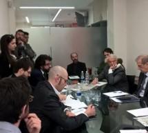 Il Sindaco Fassino ospite della redazione di Torino Cronaca Qui