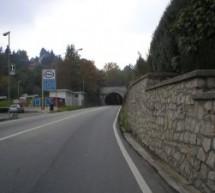 Venerdì 11 agosto strada Traforo del Pino chiusa al traffico