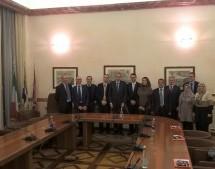 Delegazione tunisina a Palazzo Civico