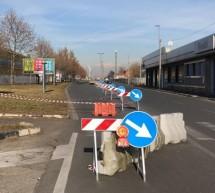 Viadotto Sacco e Vanzetti, proseguono i lavori. Lunedì lo spostamento dell'area di cantiere