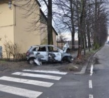 Grave incidente stradale in viale Falchera