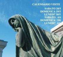 WDEC 2016: Dal 28 maggio al 6 giugno visite culturali al Monumentale