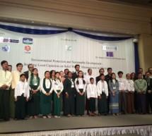 Progetto Swm, incontro a Yangon