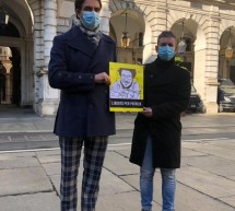 Patrick Zaki: esposti a Palazzo Civico due poster per chiederne la liberazione