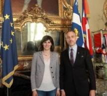 Delegazione parlamentare finlandese a Palazzo Civico