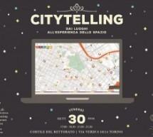 Citytelling. Dai luoghi all'esperienza dello spazio