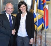 A Palazzo Civico la visita dell'ambasciatore Orlowski