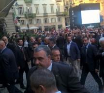 Il Presidente Mattarella per l'inaugurazione di Terra Madre