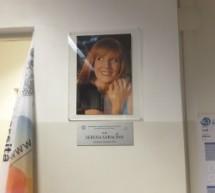 La Sala studio della facoltà di Farmacia dedicata a Serena Saracino