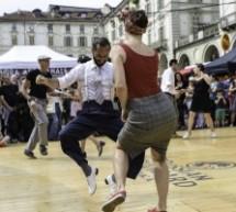 Swing Fever riscalda piazza Vittorio Veneto