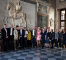 Welfare, delegazione di Malmö a Palazzo Civico