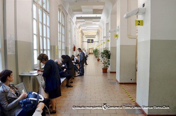 Ufficio Anagrafe A Torino : L anagrafe centrale elimina le code con una app u torinoclick