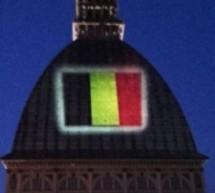 Attentati di Bruxelles: questa sera la Mole illuminata con il Tricolore belga