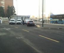L'autostazione dei bus in corso Bolzano