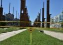 A Parco Dora l'area dedicata al testing dei droni