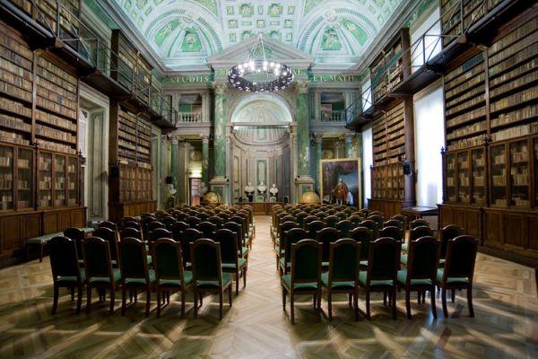 Lì'Accademia delle Scienze di Torino
