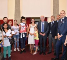 """""""Adesso si vince"""", i vincitori premiati a Palazzo Civico"""