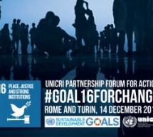 Agenda 2030: obiettivo sviluppo sostenibile e coesione sociale