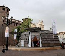 In piazza Castello riapre Agorà. La città dei bambini