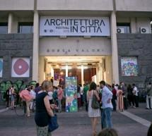 """""""Architettura in città"""" cerca un nuovo format"""