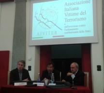 Trentennale dell'Associazione Vittime del Terrorismo